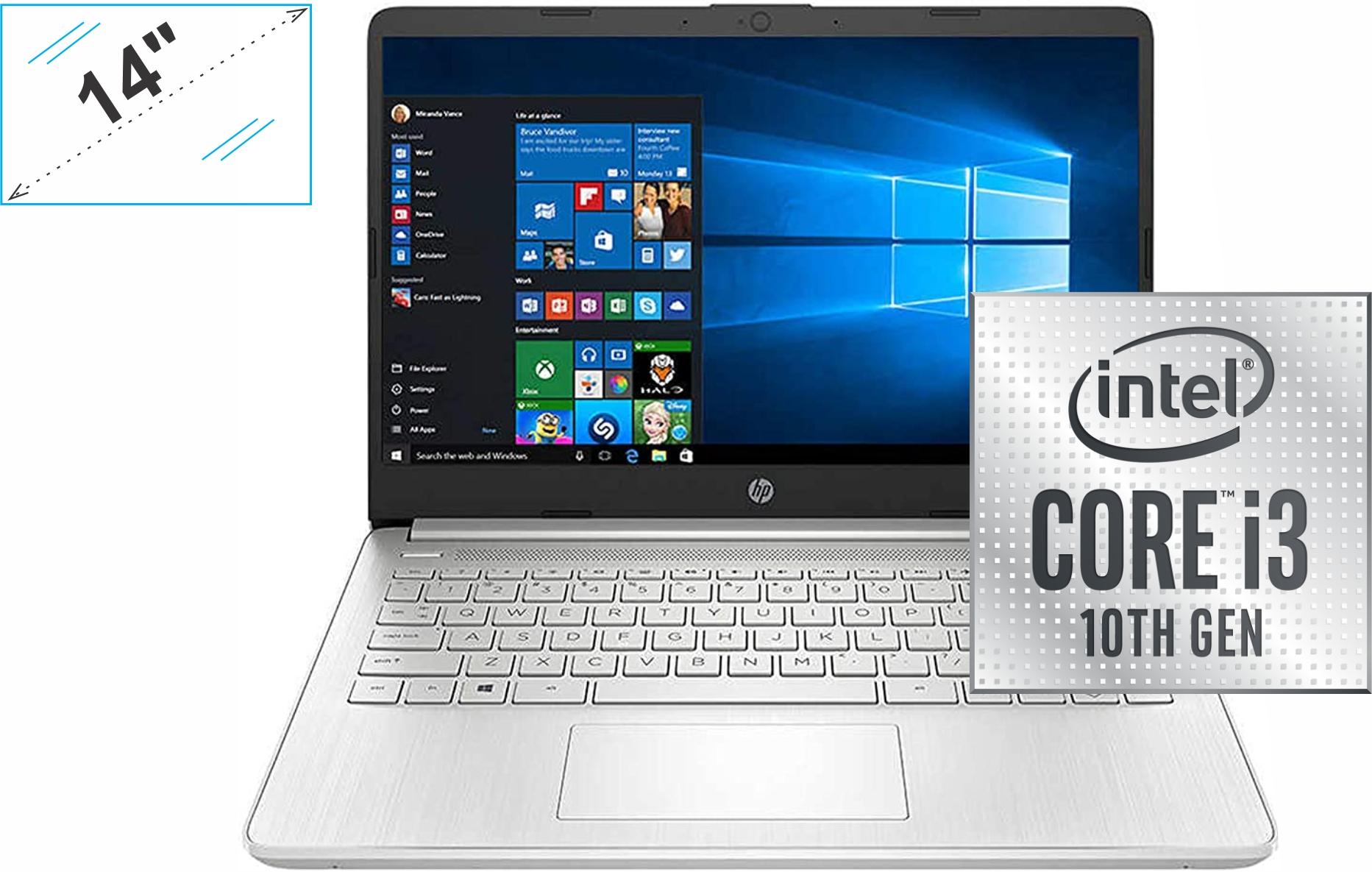 Laptop HP CORE i3 (8GB/SSD 256GB)