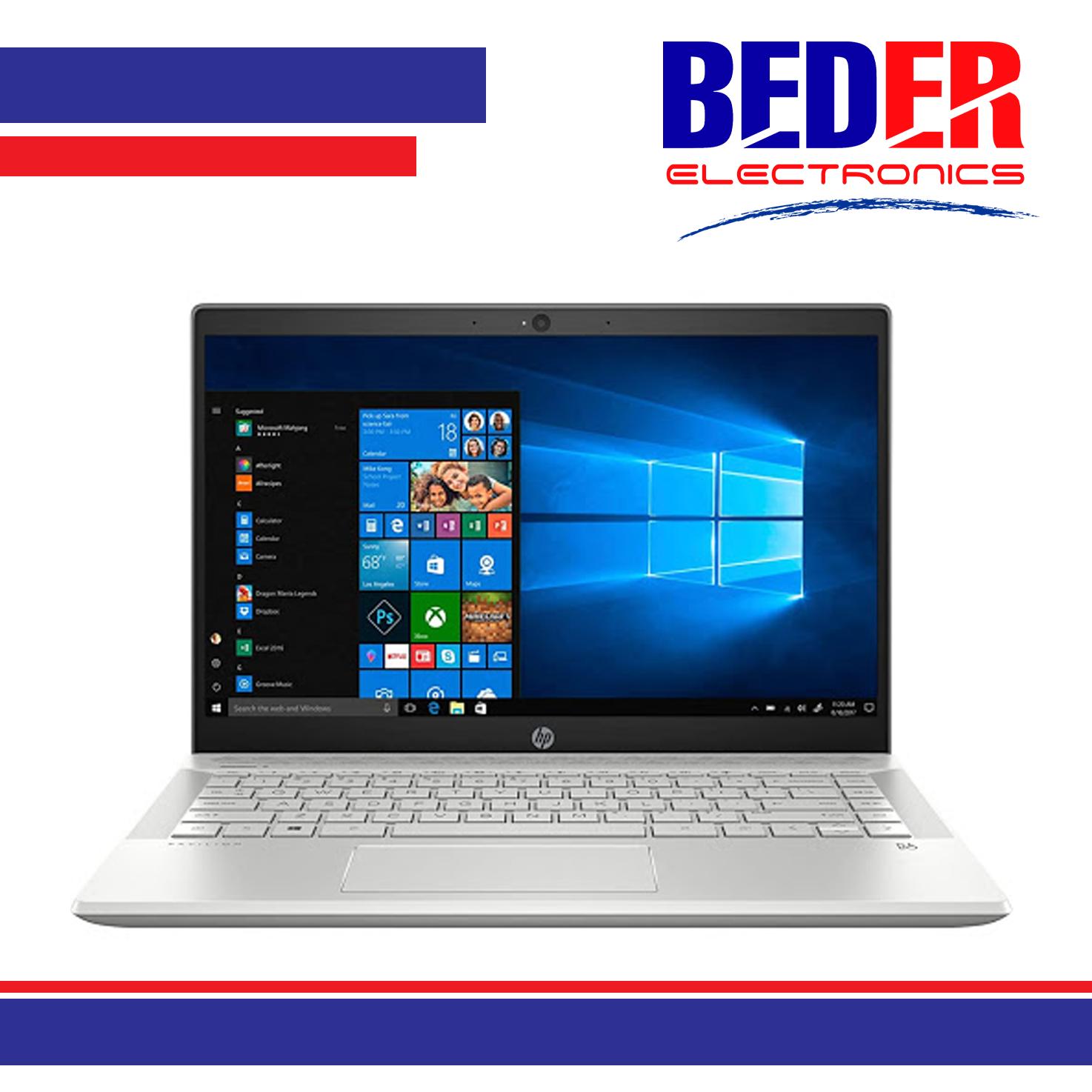 Laptop HP CPU Core i5 8GB SSD 256GB 14INCH