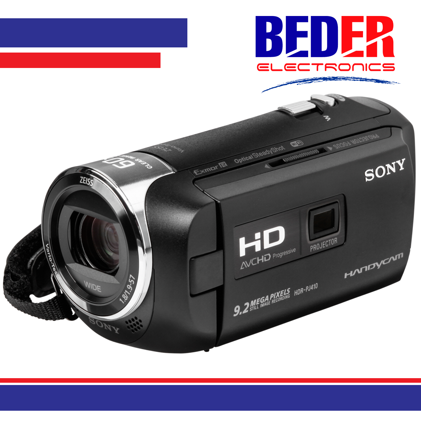 Sony HDR-PJ410 Full HD Video