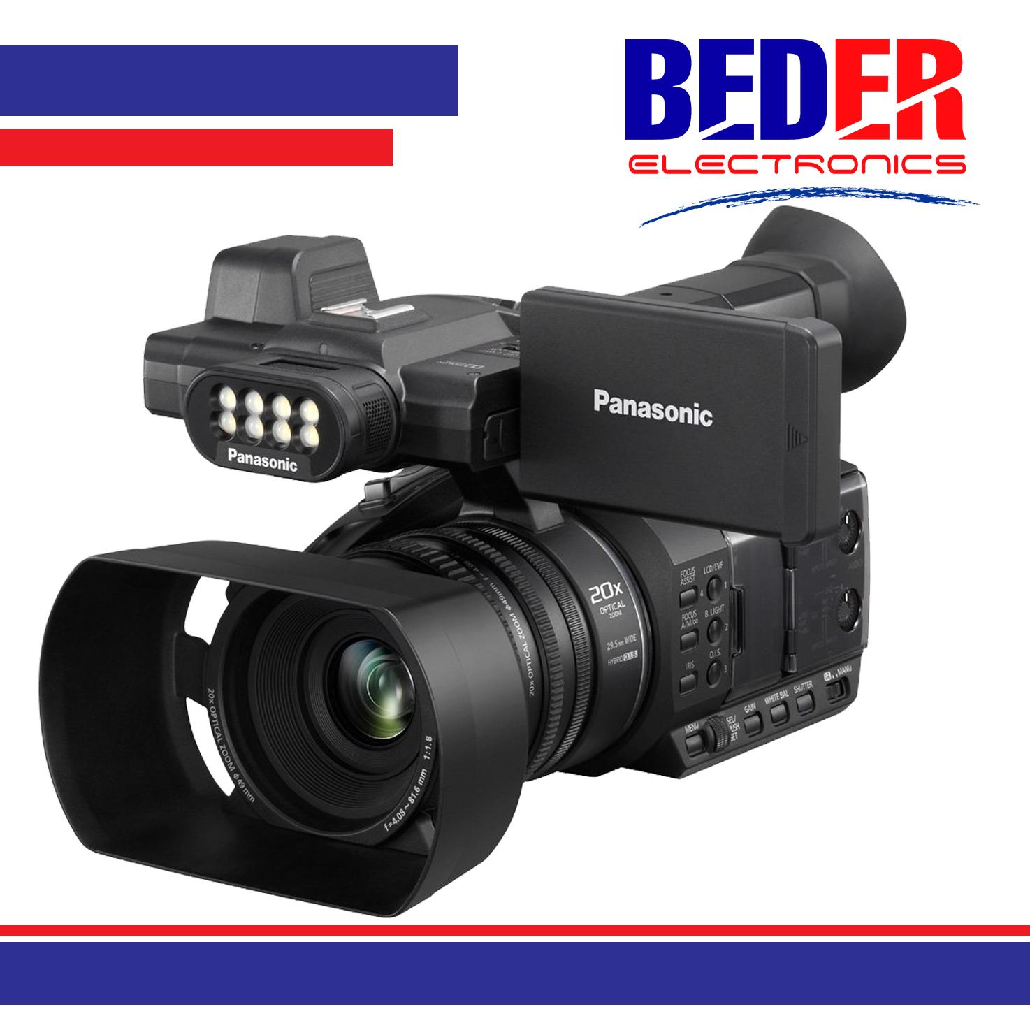 CAMER PANASONIC HC-PV100