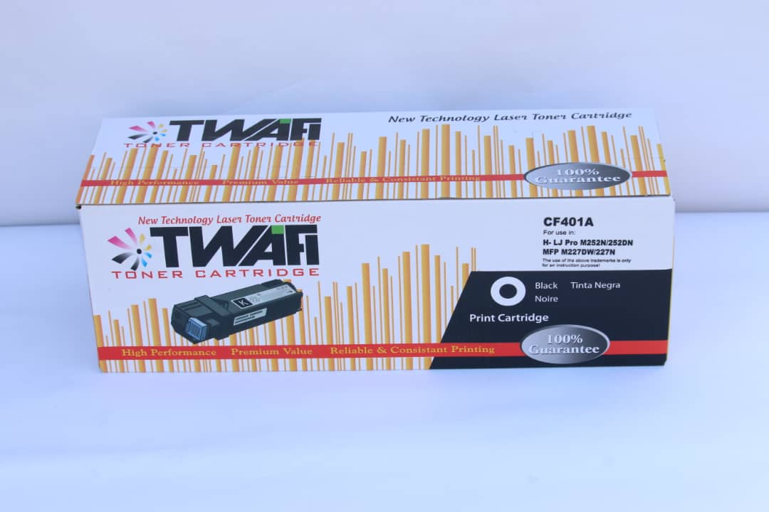 TONER 401A TWAFI